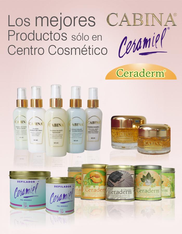 productos cosmetologicos